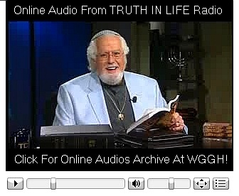 Rabbi Moshe Laurie - Truth In Life audio archive!