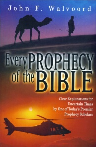 Dr. John Walvoord - Every Prophecy Of The Bible
